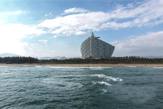 海棠湾红树林度假酒店中国首家七星酒店落户三亚