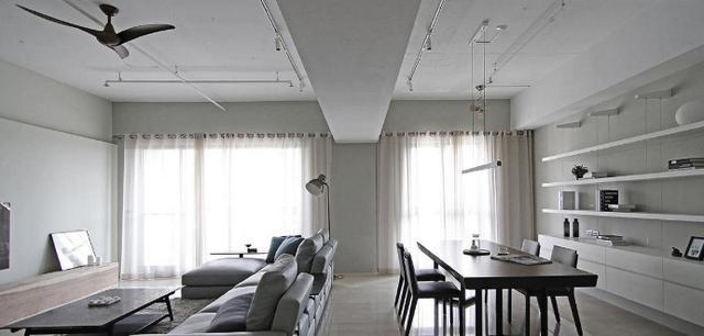 客厅吊顶装修效果图 为你家的打造最美丽的风景