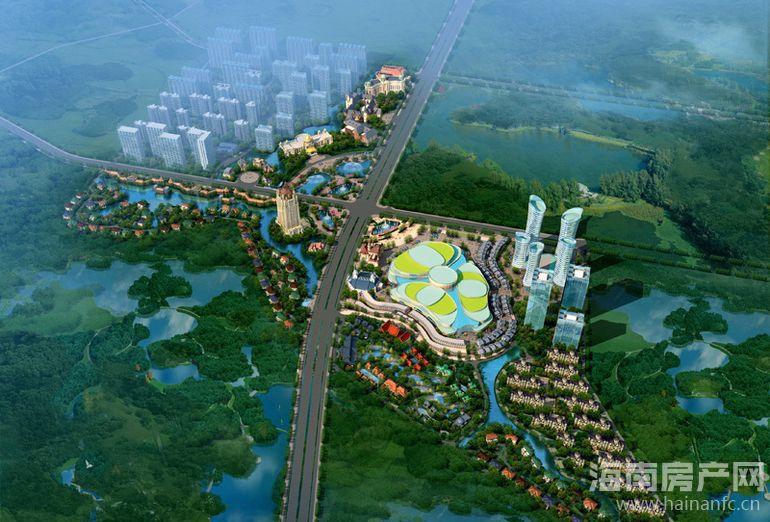 恒大海口文化旅游城