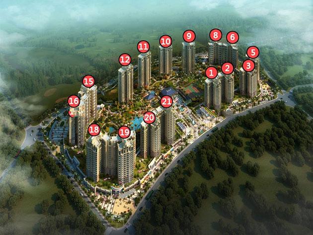 观澜湖新城
