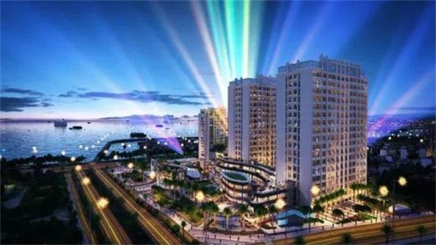湾海大城,包容你对城市的向往,南光中心