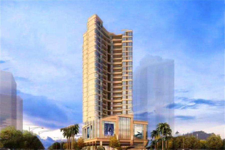 【泰和缘公寓】预计2021年5月底交房 公寓均价17300元/平方米,泰和缘公寓