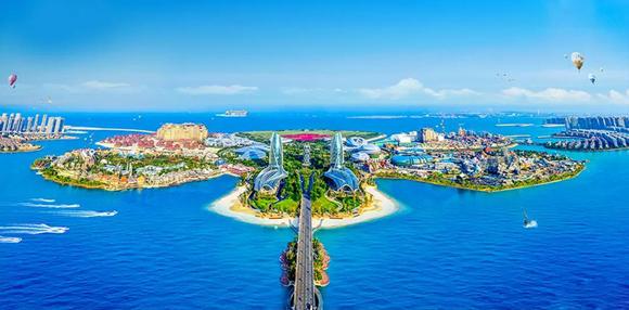 中国海南海花岛二月家书丨贺岁新春 美好展愿,中国海南・海花岛